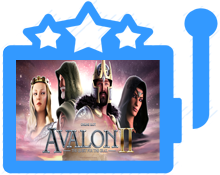 Avalon 2 web pokies