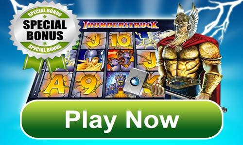 Free Thunderstruck mobile pokies
