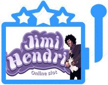 Jimi Hendrix free pokies