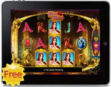 Miss Midas free iPad pokies