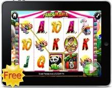 Pandamania free iPad pokies
