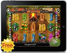 Vocano Eruption free iPad pokies