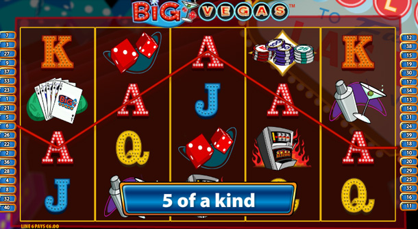 Big Vegas Bally Online Slots How to Play FREE