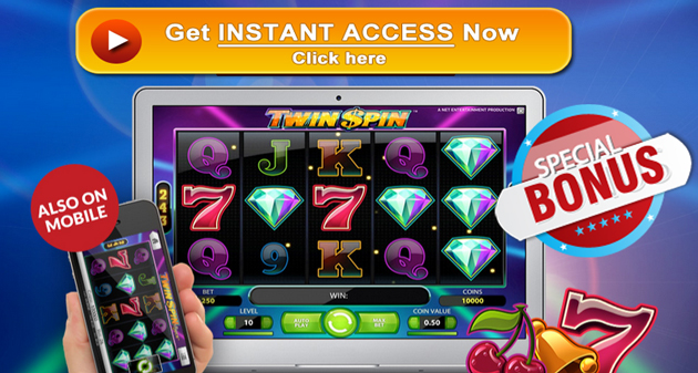 Claim the FREE spins with no deposits bonus here