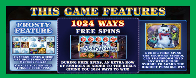 Play Happy Holidays Free Christmas Pokies & Game Guide