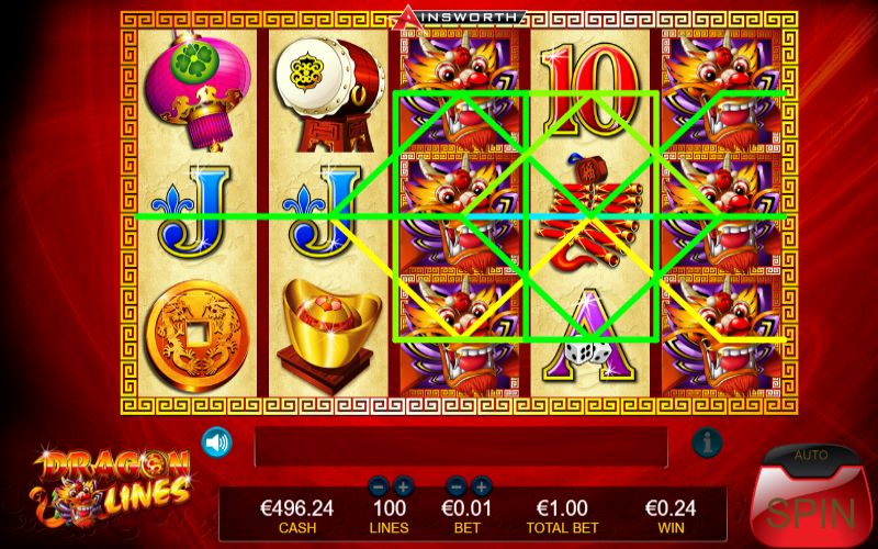 Spiele Prosperity Dragon - Video Slots Online