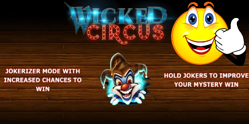 Wicked Circus by Yggdrasil Free Game Guide & Review