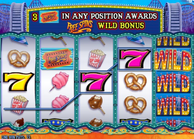 Cash Coaster Free IGT Pokies & Game Review