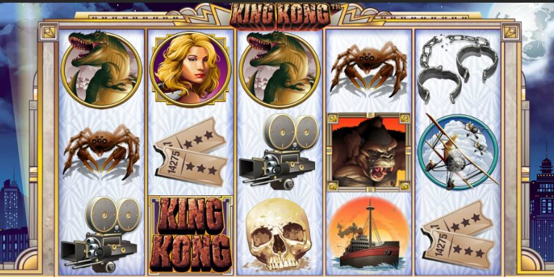 King Kong Free Slots & Game Guide