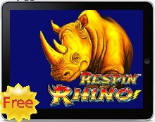 Free Respin Rhino mobile pokies