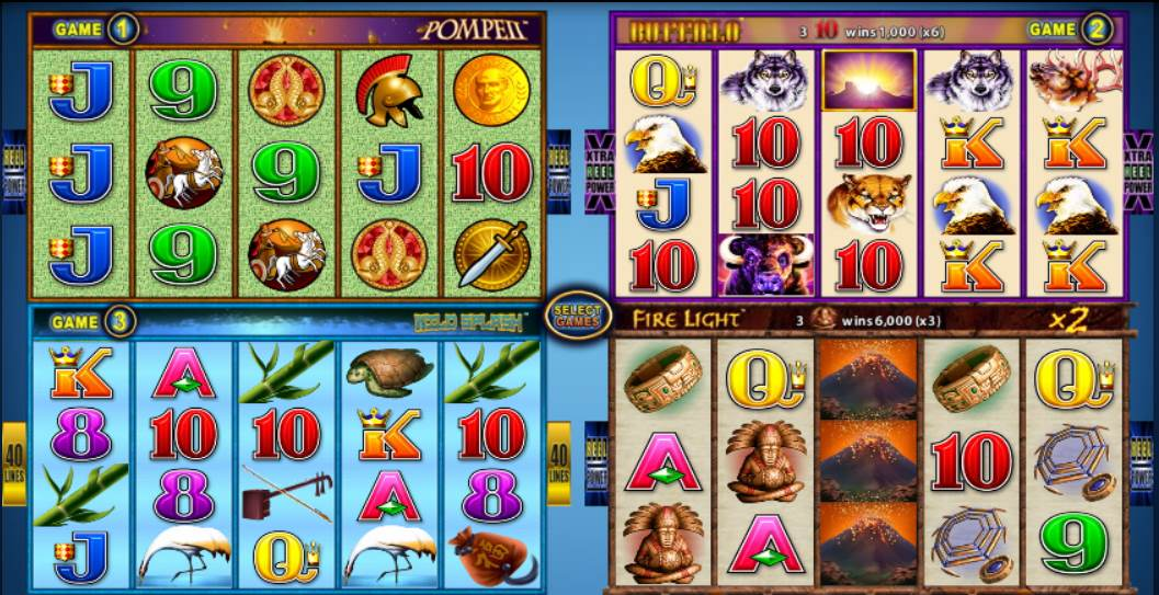 Wonder 4 Slots Free Play Version Guide