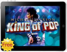 Michael Jackson King of Pop free mobile pokies