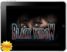 Black Widow free mobile slots