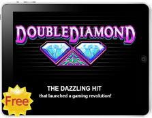 Double Diamond free mobile pokies