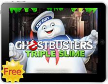 Ghostbusters Triple Slime mobile pokies