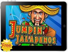 Jumpin Jalapenos free mobile pokies