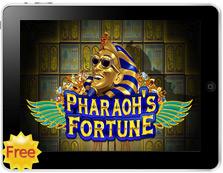 Pharaohs Fortune free mobile pokies