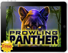 Prowling Panther free mobile pokies