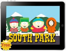 South Park free mobile slots