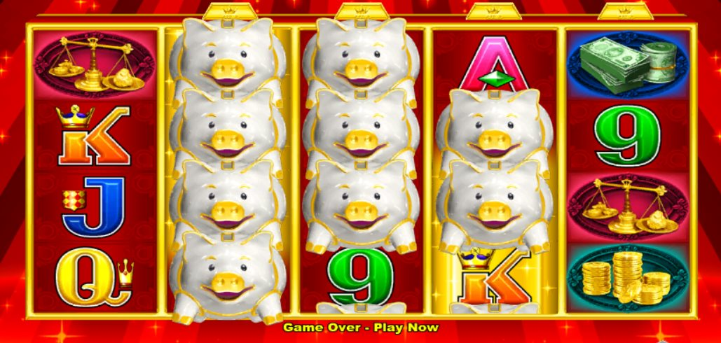 Play Gold Bonanza Aristocrat Pokies for Free or Real Online
