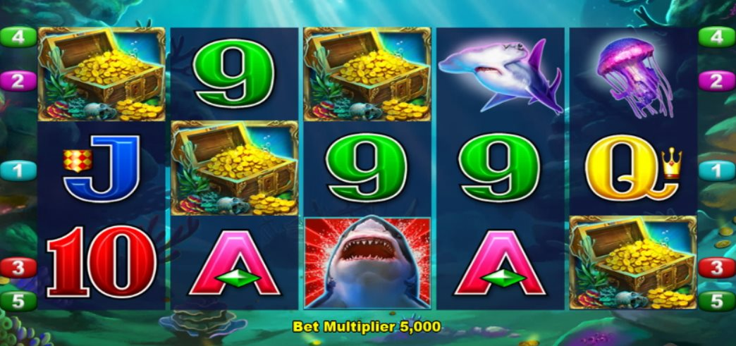 Jackpot Reef Hunters Free or Real Play Pokies Guide