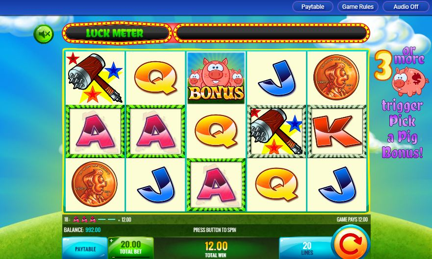 Spiele Smash The Pig - Video Slots Online