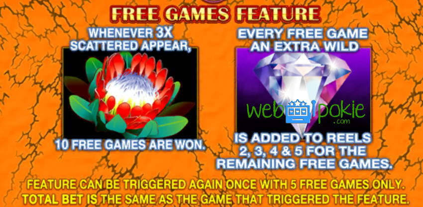 Collect free spins house of fun