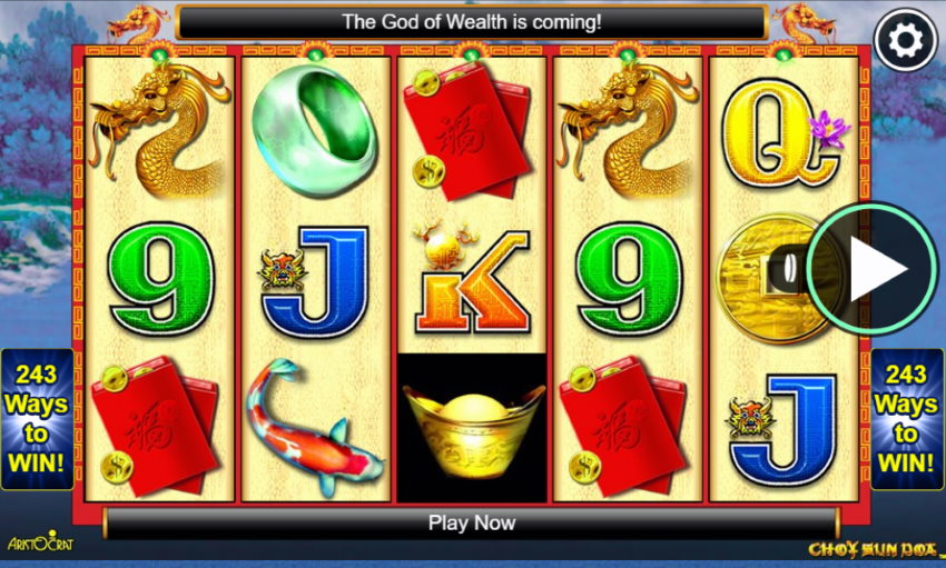 Foxy games free spins