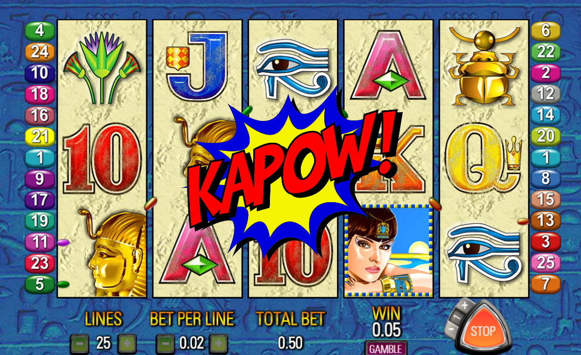 Slots Games Free Queen Of The Nile