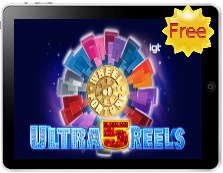 Wheel of Fortune Ultra 5 reels free slot