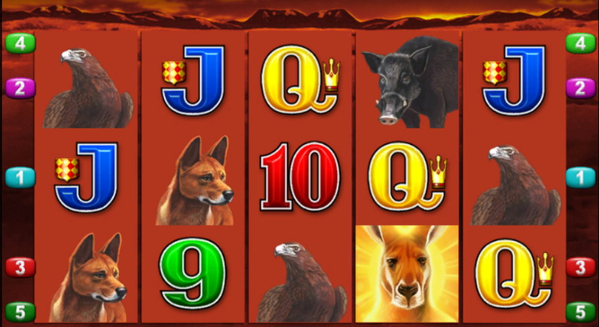 Big Red Gold Free Play Aristocrat Pokies Review