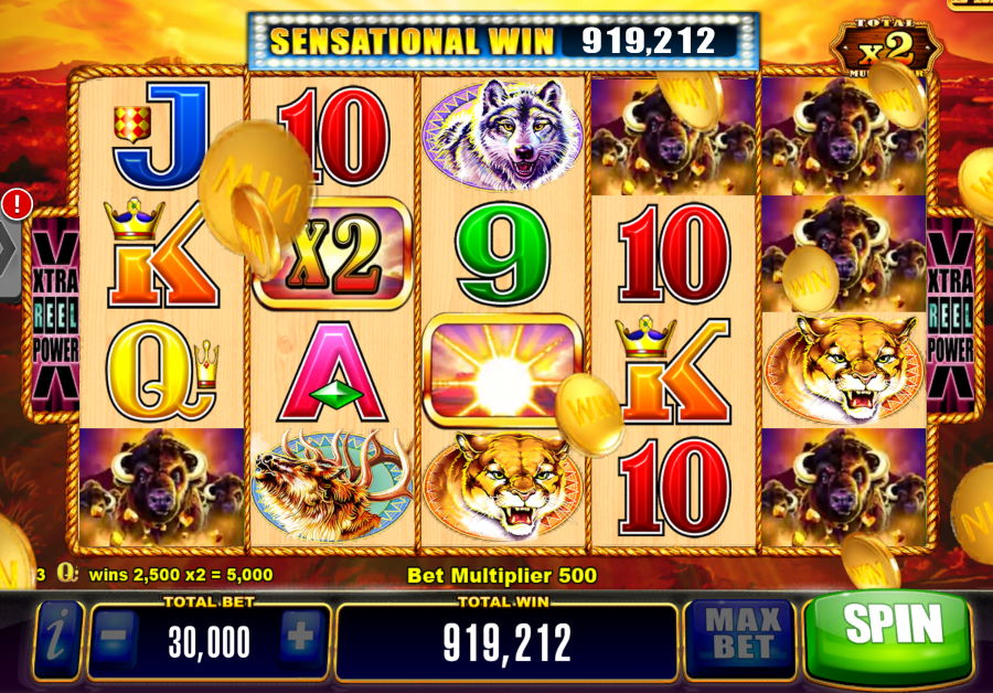 Buffalo Deluxe Free Slot Game Guide