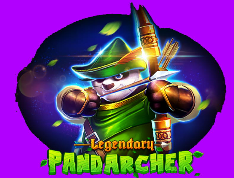 Legendary Pandarcher Free IGT Slot Game