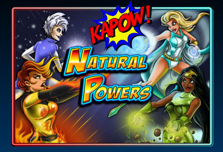 Natural Powers Free IGT Slot Game