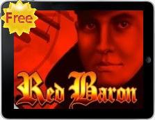 Red Baron free aristocrat mobile pokies game