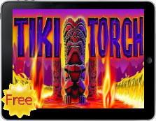 tiki torch free slot