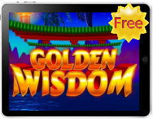 Golden Wisdom free iPad pokies