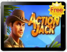 Action Jack free mobile pokies