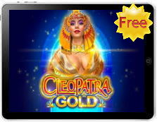 Cleopatra Gold free mobile pokies
