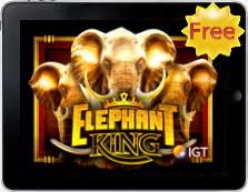 Elephant King free mobile pokies