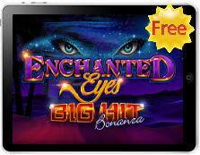 Enchanted Eyes free mobile pokies