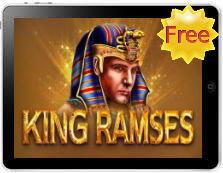 King Ramses free mobile pokies