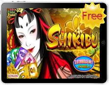 Shikibu free mobile pokies