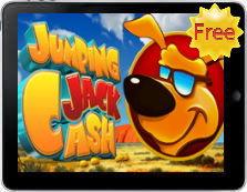 Jumping Jack Cash free pokies