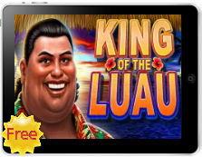 King of the Luau free pokies