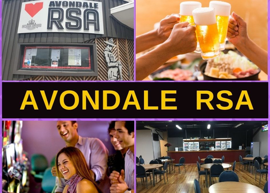 Avondale RSA Club Auckland Bar, Menu, Entertainment & Pokies Gaming