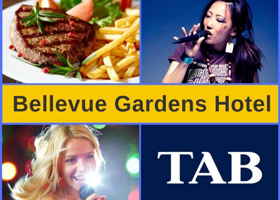Bellevue Gardens Hotel Lower Hutt – Bar, Menu and Pokies Game Lounge