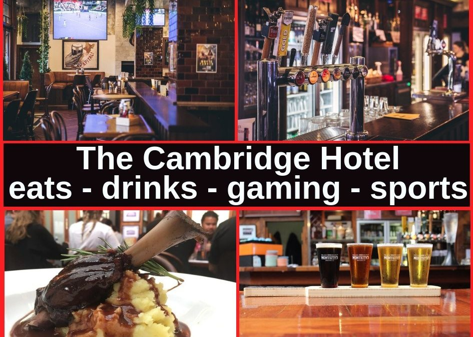 Cambridge Hotel & Pokies Gaming Lounge Wellington