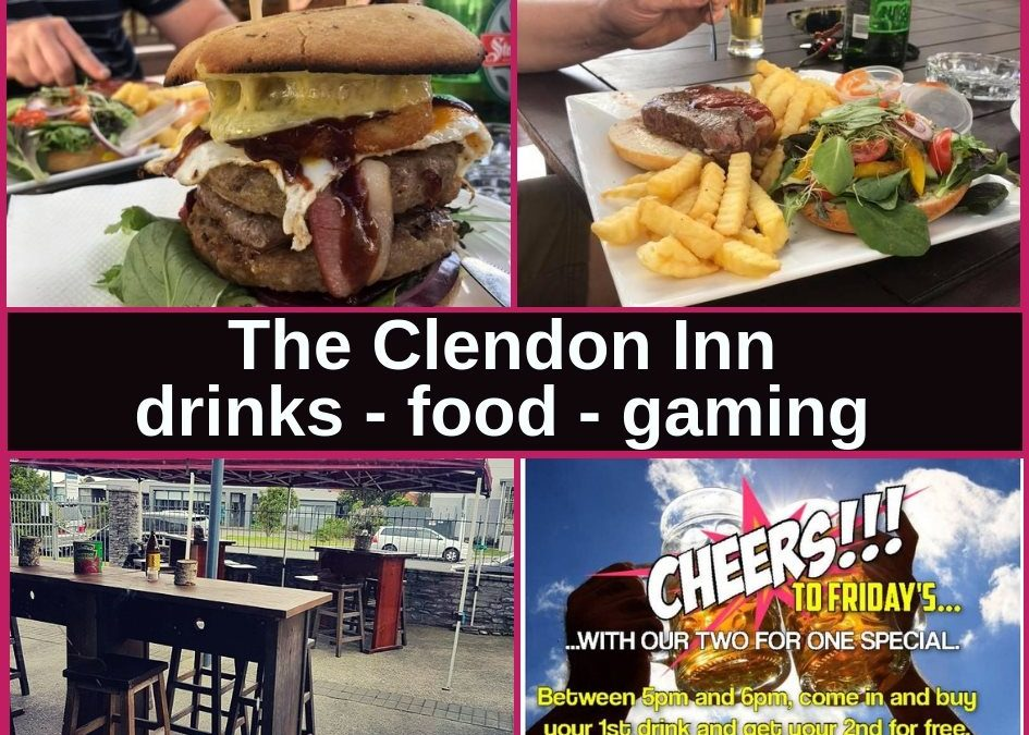 Clendon Inn Pub & Pokies Gaming Lounge South Auckland Guide