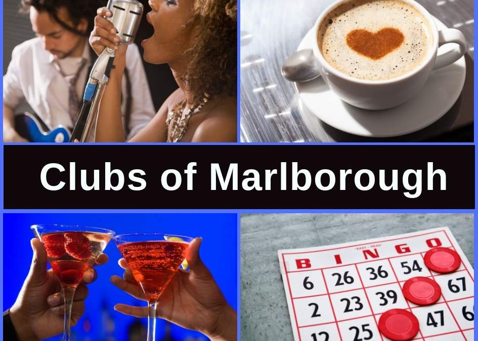 Clubs Of Marlborough Bar, Restaurant, Menu & Pokies Gaming